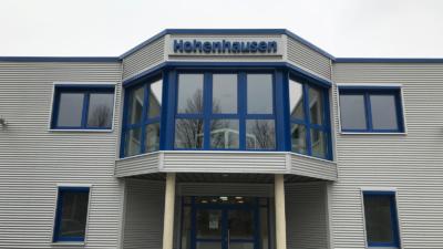 beleuchtete Werbeanlage Hohenhausen 03